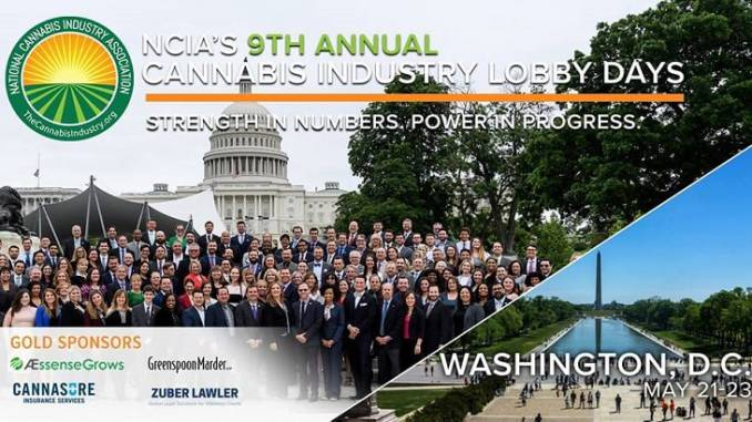 ncia annual cannabis industry lobby days